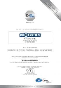 ISO9001-Zertifikat-deutsch